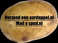 verzend een aardappel
